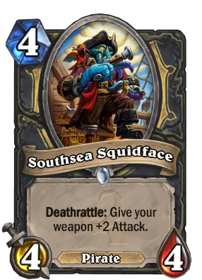 Southsea Squidface Card Image