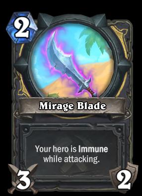 Mirage Blade Card Image