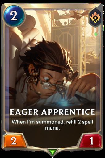 Eager Apprentice Card Image