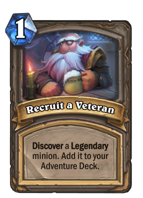 Recruit a Veteran Card Image