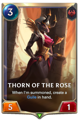 Thorn of the Rose Card Image