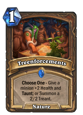 Treenforcements Card Image