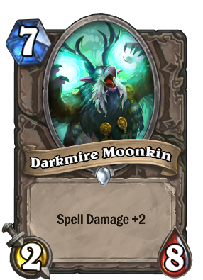 Darkmire Moonkin Card Image