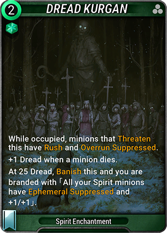 Dread Kurgan Card Image