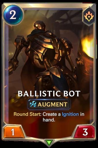 Ballistic Bot Card Image