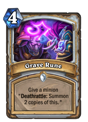 Grave Rune Card Image