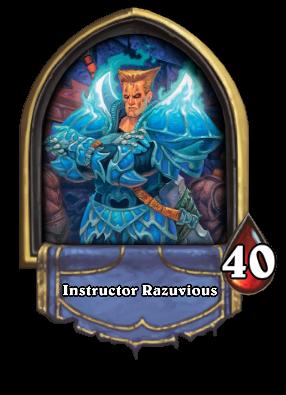 Instructor Razuvious Card Image