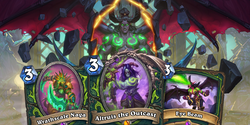 Our Thoughts on Hearthstone's Upcoming Demon Hunter Initiate Set (Part 2)