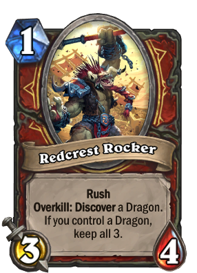 Redcrest Rocker Card Image