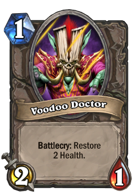 Voodoo Doctor Card Image