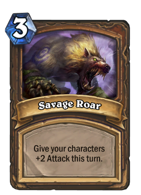 Savage Roar Card Image