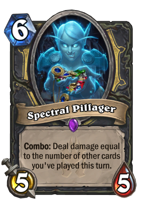 Spectral Pillager Card Image