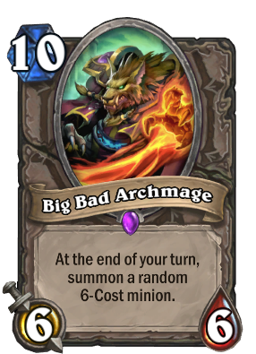 Big Bad Archmage Card Image