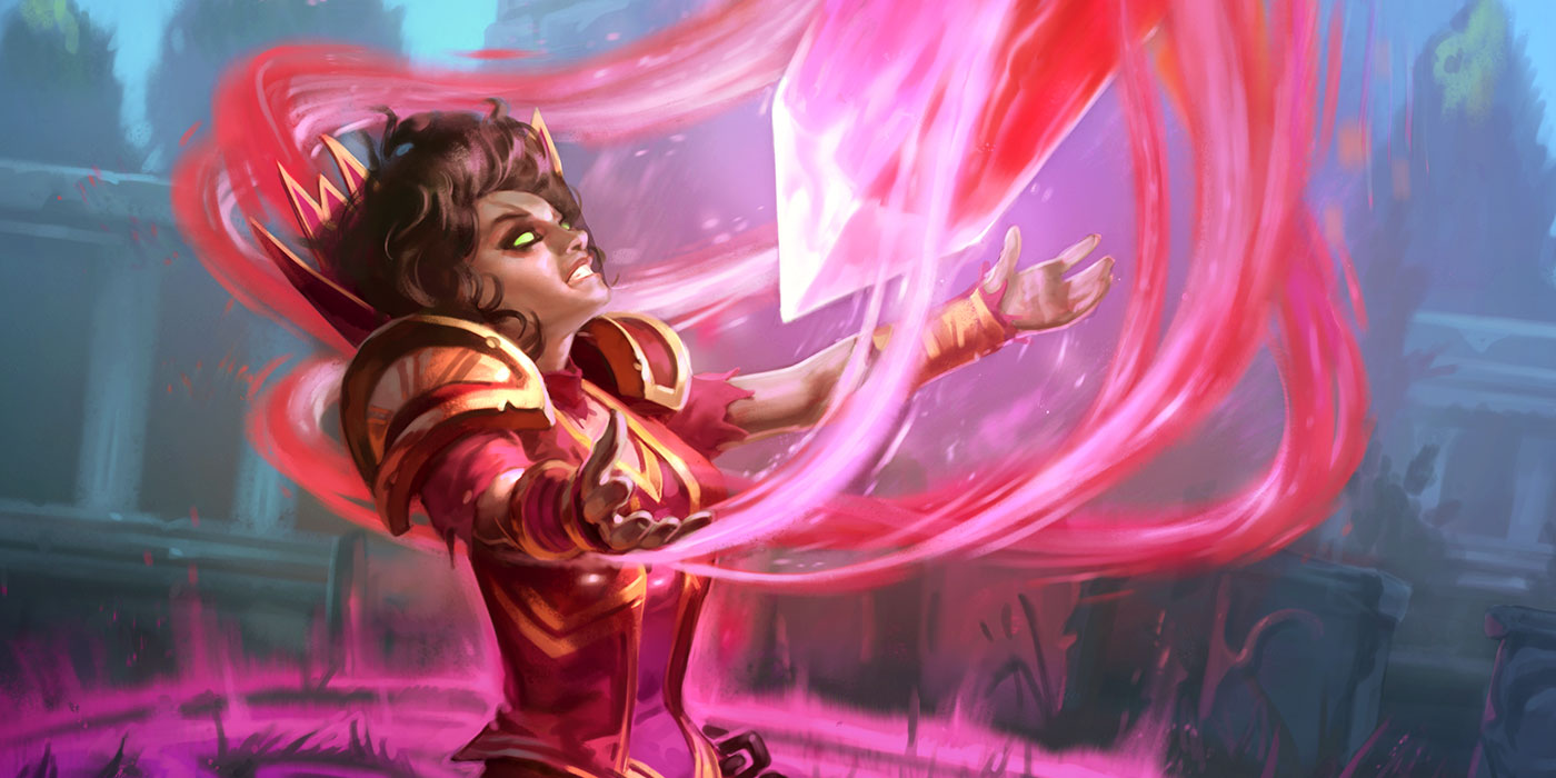 Reviewing Hearthstone's New Warlock Cards Arriving With United in Stormwind