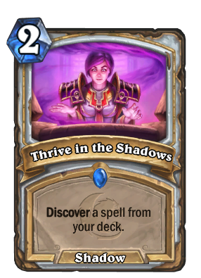 Thrive in the Shadows Card Image