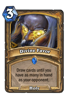 Divine Favor Card Image