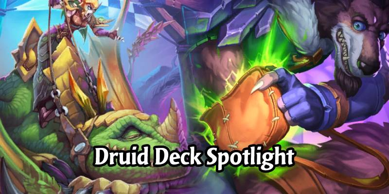 Ready. Set. Go! The Standard Darkmoon Races Druid Decks Spotlight