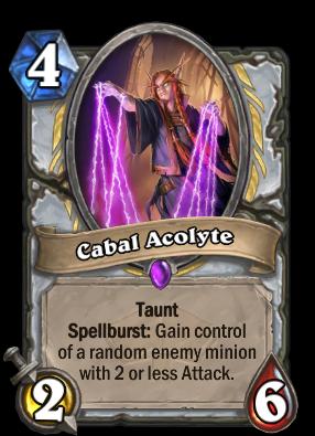 Cabal Acolyte Card Image