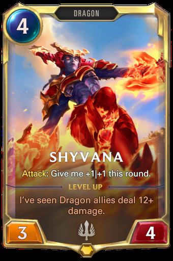 Shyvana Card Image