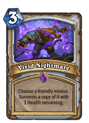 Vivid Nightmare Card Image