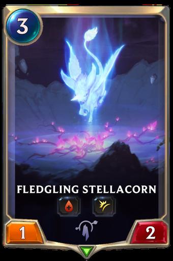 Fledgling Stellacorn Card Image