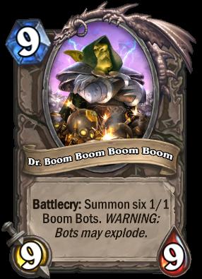 Dr. Boom Boom Boom Boom Card Image