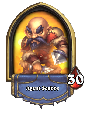 Agent Scabbs Card Image