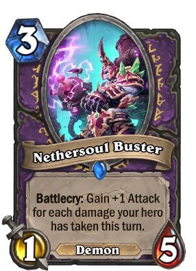 Nethersoul Buster Card Image