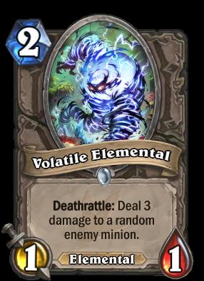 Volatile Elemental Card Image
