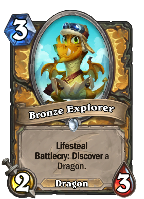 Bronze Explorer Card Image