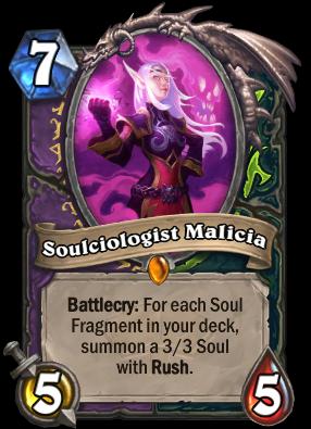 Soulciologist Malicia Card Image