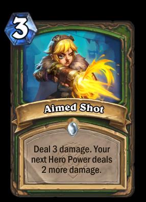 Aimed Shot Card Image