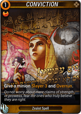 Conviction Card Image