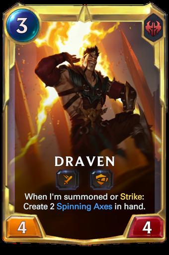 Draven Card Image