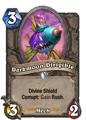 Darkmoon Dirigible Card Image
