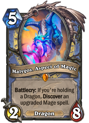 Malygos, Aspect of Magic Card Image