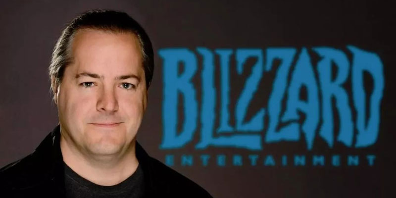 Blizzard President J. Allen Brack Issues Statement on Grandmasters China Controversy