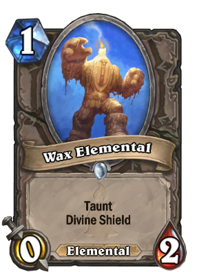 Wax Elemental Card Image