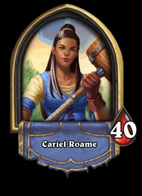 Cariel Roame Card Image