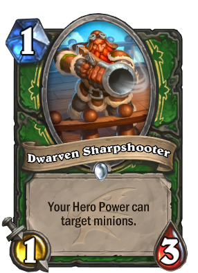 Dwarven Sharpshooter Card Image