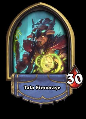 Tala Stonerage Card Image