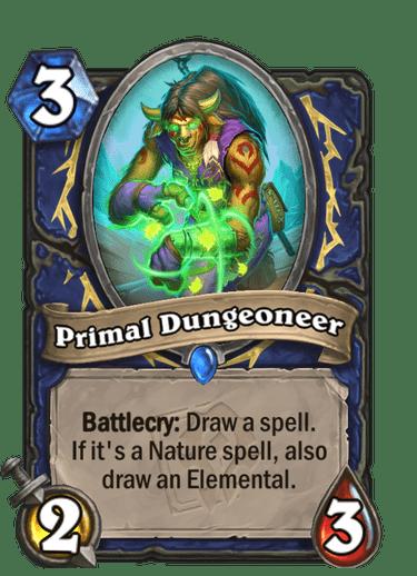 Primal Dungeoneer Card Image