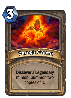 Zarog's Crown Card Image