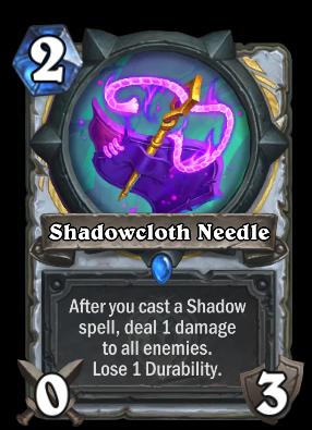 Shadowcloth Needle Card Image