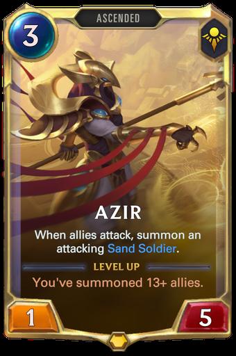 Azir Card Image