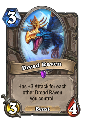 Dread Raven Card Image