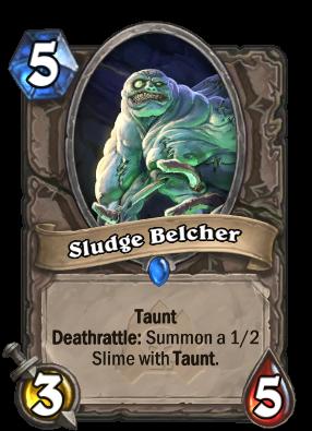 Sludge Belcher Card Image