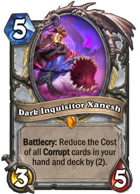Dark Inquisitor Xanesh Card Image