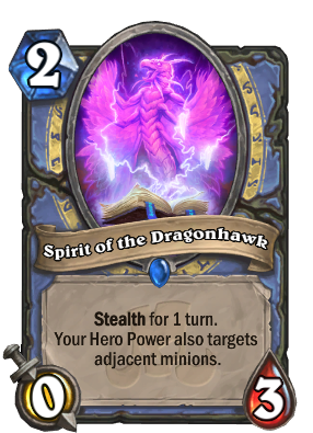 Spirit of the Dragonhawk Card Image