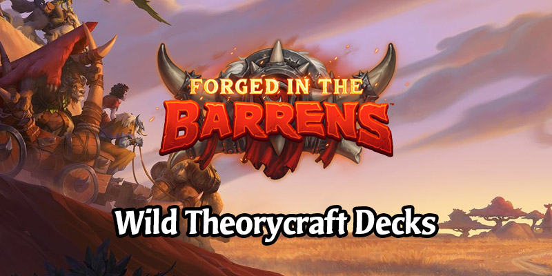 The Wildest Community Theorycrafts for Forged in the Barrens